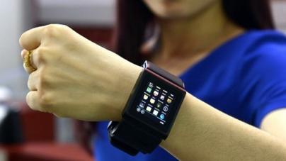 Chinese Smartwatch Makers say Clock Ticking for Apple
